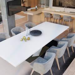 Comfort project: Столовые комнаты в . Автор – Need Design