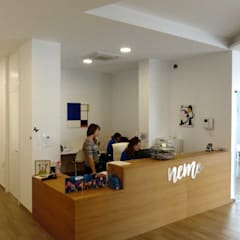 NEMO: Clínicas de estilo  de FSarquitectura