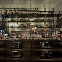 Bars & clubs by Studio MetroQuadro