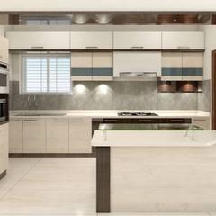 Кухонные блоки в . Автор – shree lalitha consultants