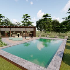 Garden Pool by Civco Ltda