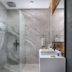 VERO CONCEPT MİMARLIK – Nest of Söke Konutları: modern tarz Banyo