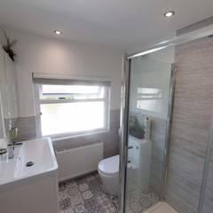 Loft Conversion In Watford:  Bathroom by The Market Design & Build
