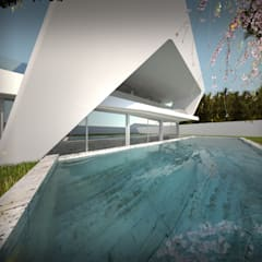 Infinity pool von Office of Feeling Architecture, Lda