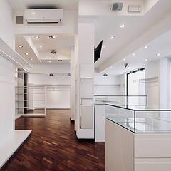 อาคารสำนักงาน ร้านค้า by nicola castellano | designer