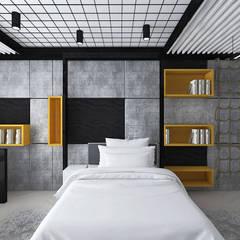 pokój syna: styl , w kategorii Pokój młodzieżowy zaprojektowany przez ARTDESIGN architektura wnętrz