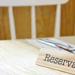 Restaurantes de estilo  por ADC Espacios