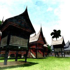 Espaços comerciais  por Bengkel Tanaman