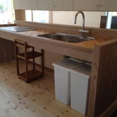 Kitchen by 株式会社高野設計工房