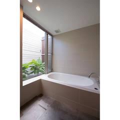 浴室: 株式会社クレールアーキラボが手掛けた浴室です。