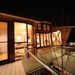 Terrace by 株式会社高野設計工房
