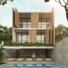 Casas Tropicales Ideas Arquitectura E Imágenes Homify
