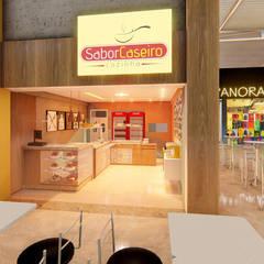02: Espaços gastronômicos  por Habitus Arquitetura