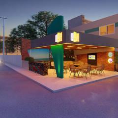 02: Bares e clubes  por Habitus Arquitetura