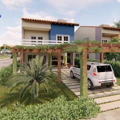 01: Casas do campo e fazendas  por Habitus Arquitetura