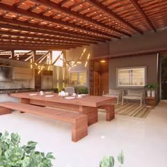 02: Casas do campo e fazendas  por Habitus Arquitetura