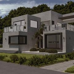 디자인 이업:  tarz Kır evi