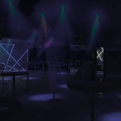 Merter Sezer Architects – İç Mekan tasarımı:  tarz Bar & kulüpler