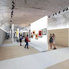 Museums by DMDV Arquitectos