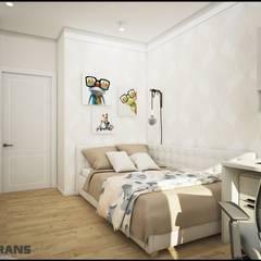industrial Nursery/kid's room by Студия дизайна интерьера L'grans