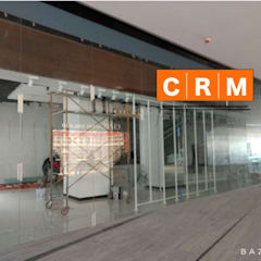 Shopping Centres by CRM