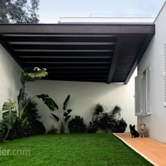 Flat roof by NavarrOlivier,