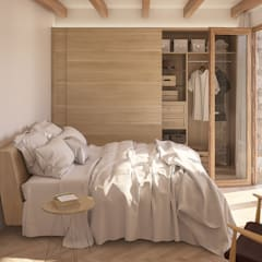 Bedroom by Abrils Studio