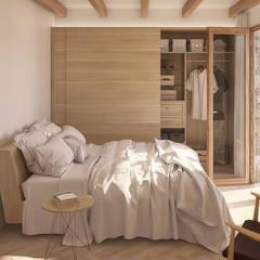 Phòng ngủ by Abrils Studio