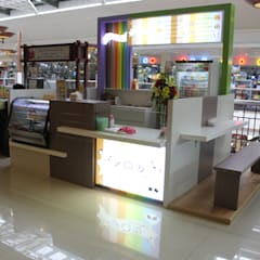 Ladenflächen von POWL Studio