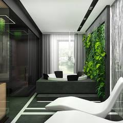 THE BRAINS OF THE OPERATION | II | Wnętrza domu: styl , w kategorii Spa zaprojektowany przez ARTDESIGN architektura wnętrz