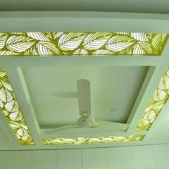Interior project Phòng tắm phong cách châu Á bởi Royal Designs Architects Châu Á