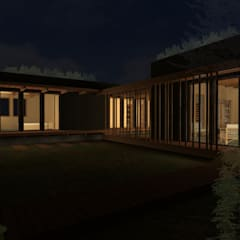 Casas pré-fabricadas  por Vicente Espinoza M. - Arquitecto
