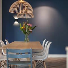 Ontwerp fris en eigentijds interieur:  Eetkamer door Bob Romijnders Architectuur & Interieur