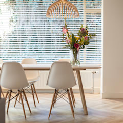 Dining room by Bob Romijnders Architectuur & Interieur,