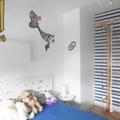 a&mII: styl , w kategorii Pokój dla dziwczynki zaprojektowany przez NaNovo