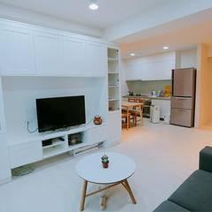 Living room by 藏私系統傢俱