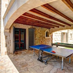 zona de juego: Casas unifamilares de estilo  de Diego Cuttone - Arquitecto