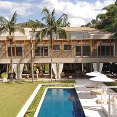 Raul di Pace Arquitetura의  일세대용 주택