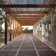 AAR: Terraços  por Raul di Pace Arquitetura