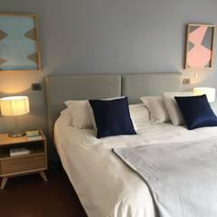 Vista Dormitorio: Dormitorios de estilo  por Moon Design