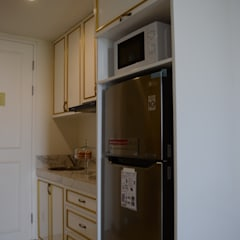 Kitchen units by POWL Studio