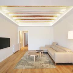 Phòng khách by Abrils Studio