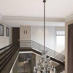 Escaleras de estilo  por L.DesignStudio