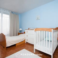 Baby room by KOKOUNA