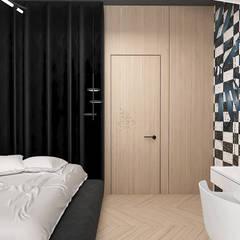 BIRDS EYE VIEW | II | Wnętrza domu: styl , w kategorii Pokój młodzieżowy zaprojektowany przez ARTDESIGN architektura wnętrz