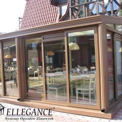 Restaurantes de estilo  por Ellegance