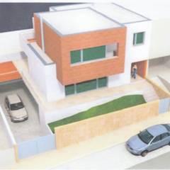 Maison individuelle de style  par Design de Interiores & Arquitectura