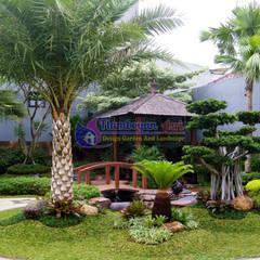 Jasa Tukang Taman Surabaya - Flamboyanasri:  Gedung perkantoran by flamboyanasri