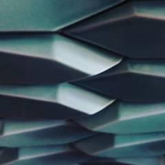 19Tile Boutique House - Painel de Azulejos: Hotéis  por Molde SA