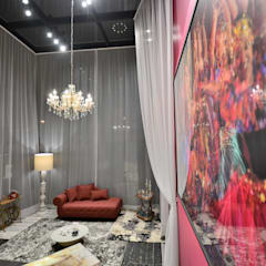 Event venues by Graziela Alessio Arquitetura
